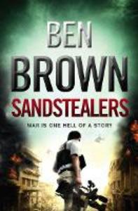 Ebook in inglese Sandstealers Brown, Ben
