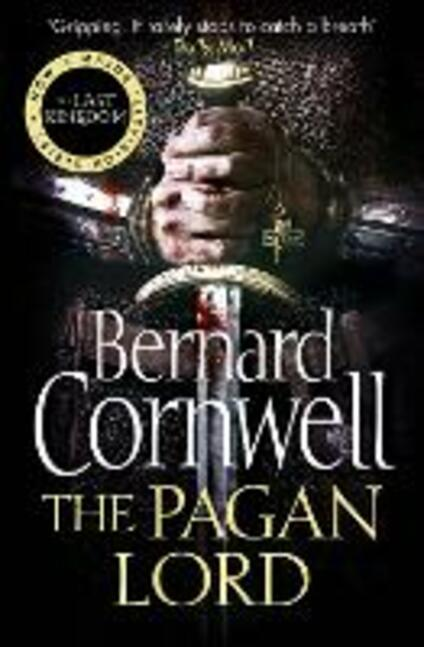The Pagan Lord - Bernard Cornwell - cover