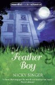 Feather Boy - Nicky Singer - cover