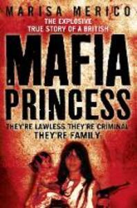 Mafia Princess - Marisa Merico - cover