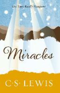 Ebook in inglese Miracles Lewis, C. S.