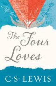 Ebook in inglese The Four Loves Lewis, C. S.
