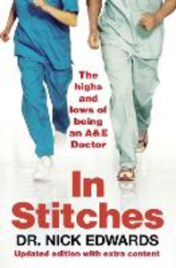 Ebook in inglese In Stitches Edwards, Nick