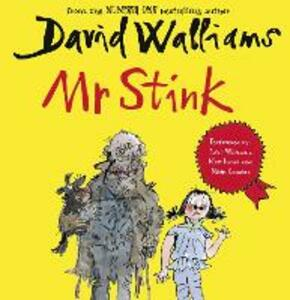 Mr Stink - David Walliams - cover