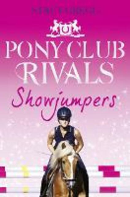 Showjumpers - Stacy Gregg - cover