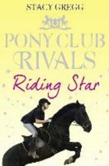 Riding Star - Stacy Gregg - cover