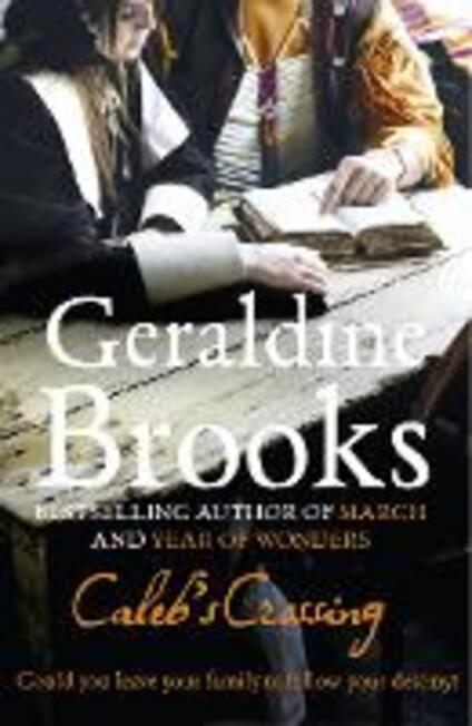 Caleb's Crossing - Geraldine Brooks - cover