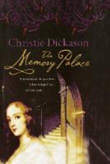 The Memory Palace - Christie Dickason - cover