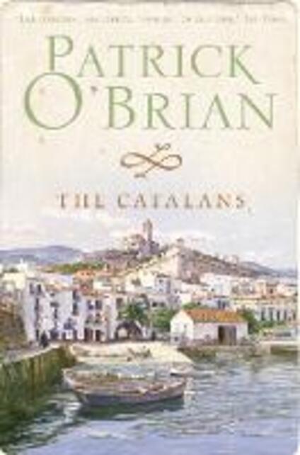 The Catalans - Patrick O'Brian - cover
