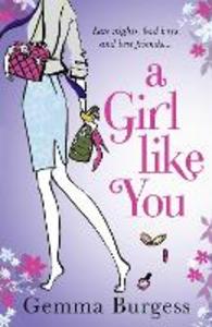 Ebook in inglese Girl Like You Burgess, Gemma