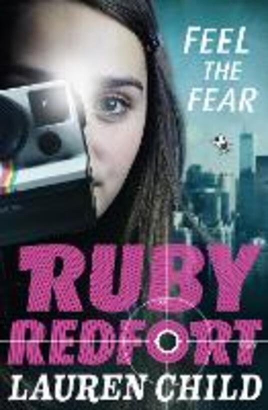 Feel the Fear - Lauren Child - cover