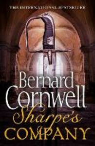 Ebook in inglese Sharpe's Company: The Siege of Badajoz, January to April 1812 (The Sharpe Series, Book 13) Cornwell, Bernard