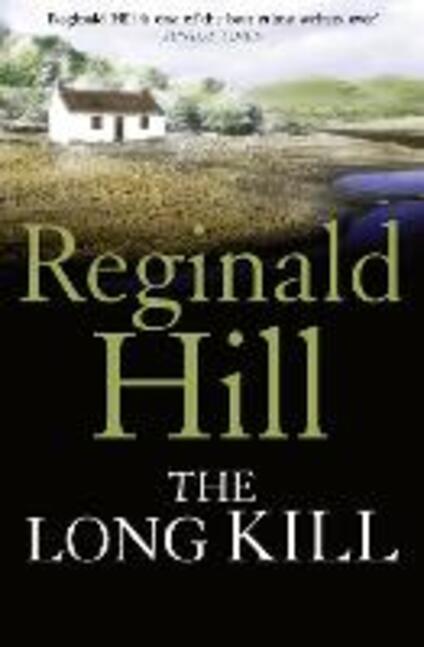 The Long Kill - Reginald Hill - cover