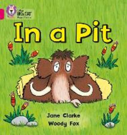 In a Pit: Band 01a/Pink a - Jane Clarke,Woody Fox - cover