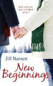 Ebook in inglese New Beginnings Barnett, Jill