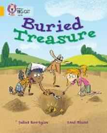 Buried Treasure: Band 09/Gold - Juliet Kerrigan,Fred Blunt - cover