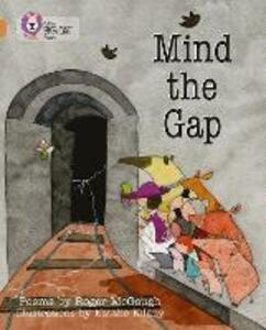 Mind the Gap: Band 12/Copper - Roger McGough - cover