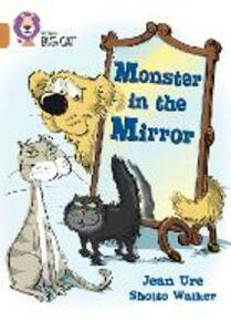 Monster in the Mirror: Band 12/Copper - Jean Ure - cover