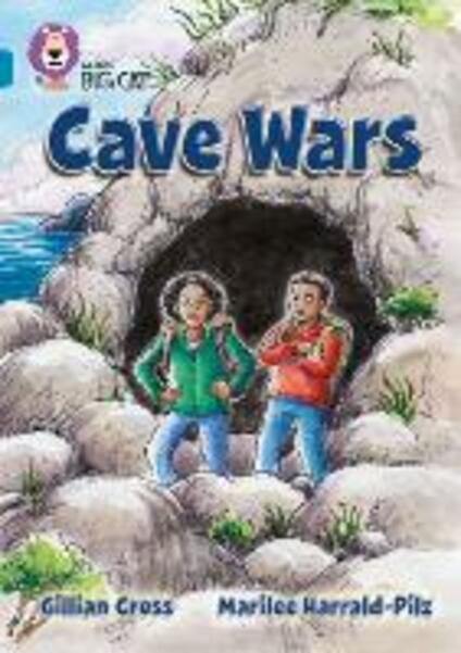 Cave Wars: Band 13/Topaz - Gillian Cross - cover