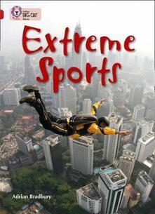 Extreme Sports: Band 14/Ruby - Adrian Bradbury - cover