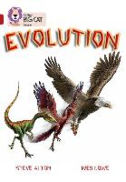 Evolution: Band 14/Ruby - Steve Alton - cover