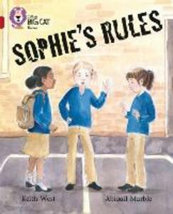 Sophie's Rules: Band 14/Ruby - Keith West - cover