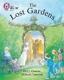 The Lost Gardens: Band 17/Diamond - Philip Osment - cover