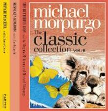 The Classic Collection Volume 2 - Michael Morpurgo - cover