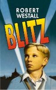Blitz - Robert Westall - cover
