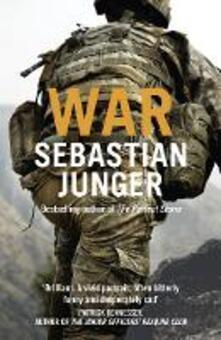 War - Sebastian Junger - cover