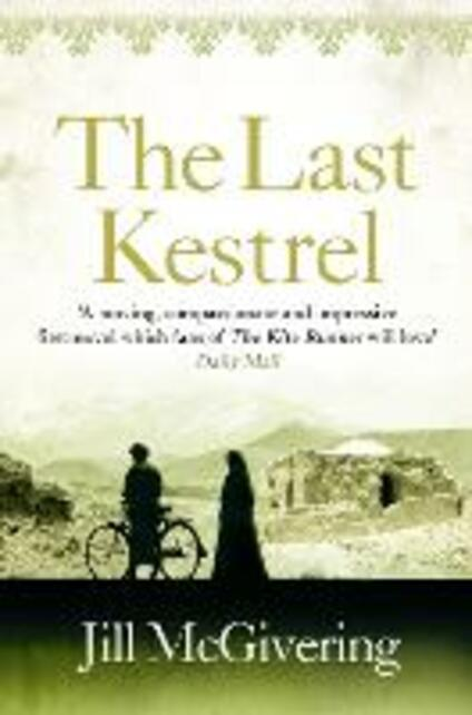 The Last Kestrel - Jill McGivering - cover