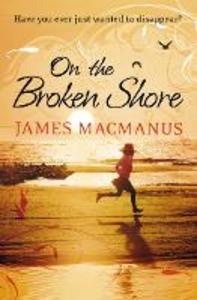 Ebook in inglese On the Broken Shore MacManus, James
