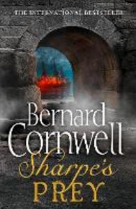 Ebook in inglese Sharpe's Prey: The Expedition to Copenhagen, 1807 (The Sharpe Series, Book 5) Cornwell, Bernard