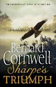 Foto Cover di Sharpe's Triumph: The Battle of Assaye, September 1803 (The Sharpe Series, Book 2), Ebook inglese di Bernard Cornwell, edito da HarperCollins Publishers