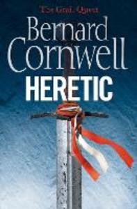 Ebook in inglese Heretic (The Grail Quest, Book 3) Cornwell, Bernard