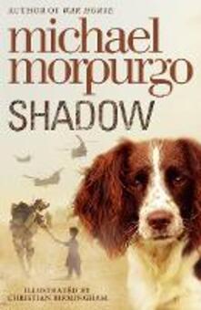 Shadow - Michael Morpurgo - cover