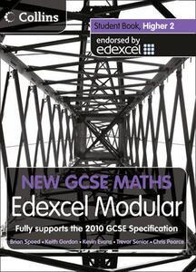Student Book Higher 2: Edexcel Modular (B) - cover