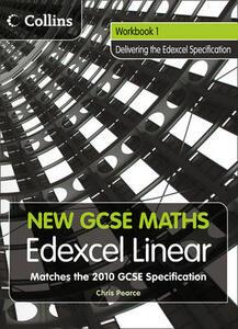 Workbook 1: Edexcel Linear (A) - cover