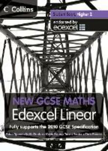 Student Book Higher 2: Edexcel Linear (A) - cover