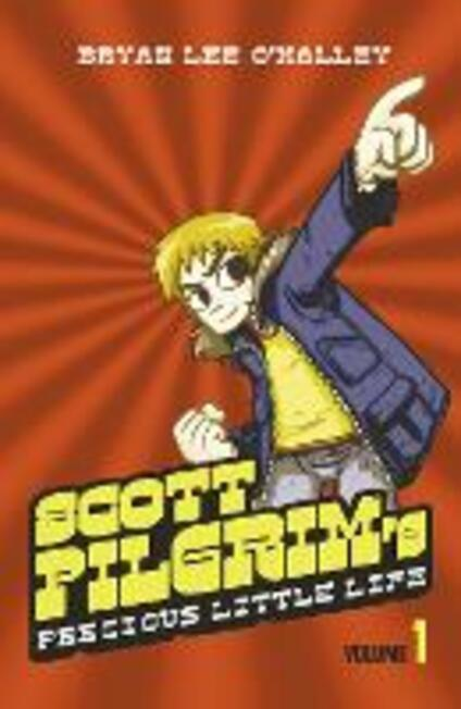 Scott Pilgrim's Precious Little Life: Volume 1 - Bryan Lee O'Malley - cover