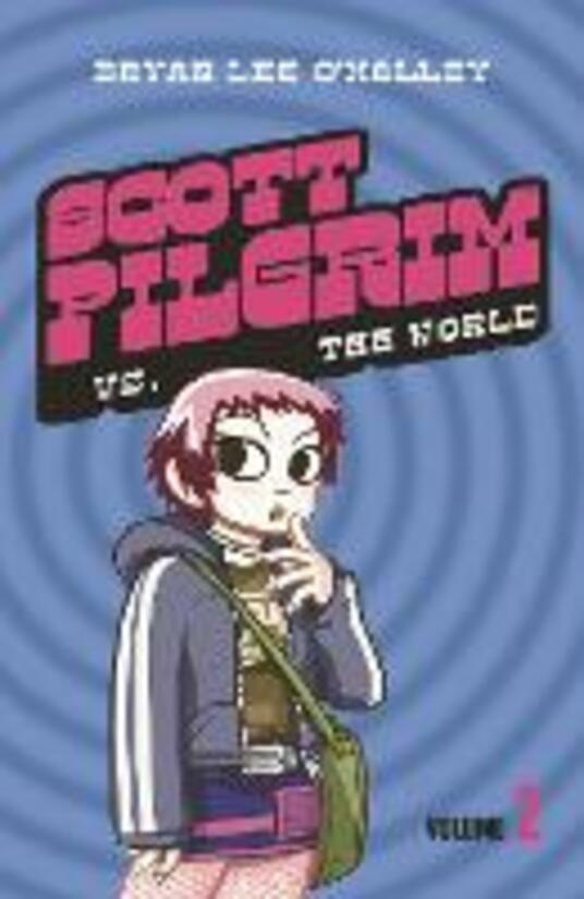 Scott Pilgrim vs The World: Volume 2 - Bryan Lee O'Malley - cover