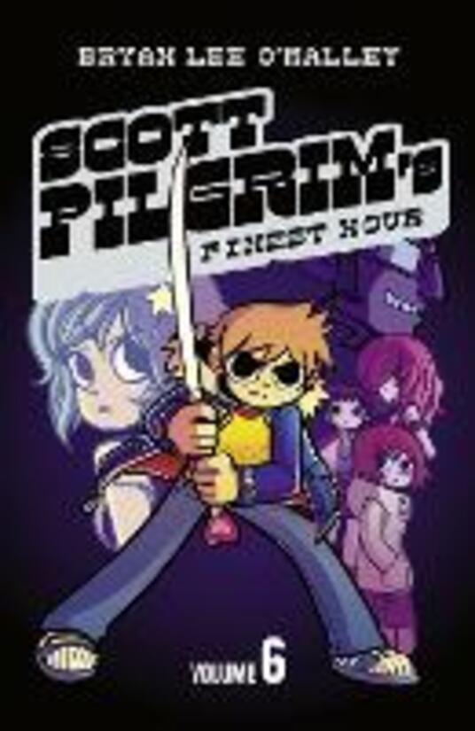Scott Pilgrim's Finest Hour: Volume 6 - Bryan Lee O'Malley - cover