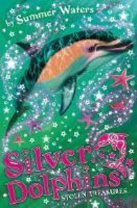 Foto Cover di Stolen Treasures (Silver Dolphins, Book 3), Ebook inglese di Summer Waters, edito da HarperCollins Publishers
