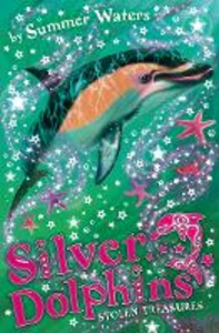 Ebook in inglese Stolen Treasures (Silver Dolphins, Book 3) Waters, Summer