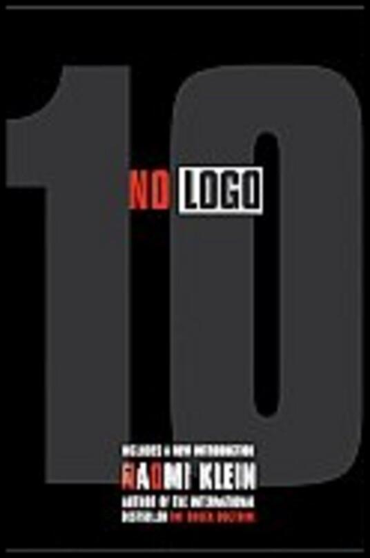 No Logo - Naomi Klein - cover