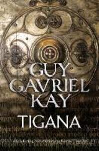 Tigana - Guy Gavriel Kay - cover