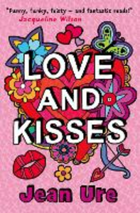 Ebook in inglese Love and Kisses Ure, Jean