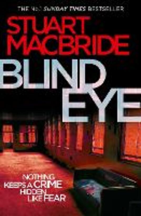 Blind Eye - Stuart MacBride - cover