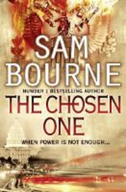 The Chosen One - Sam Bourne - cover