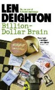 Ebook in inglese Billion-Dollar Brain Deighton, Len